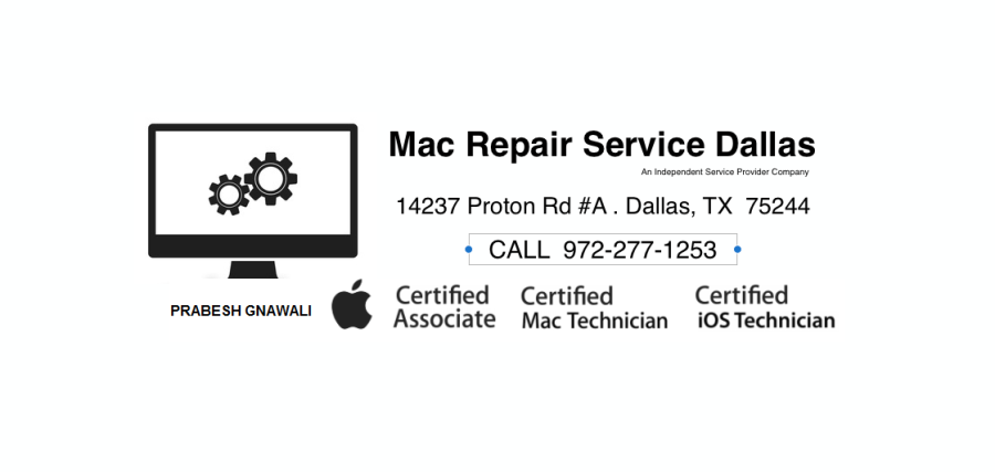mac repair service dallas