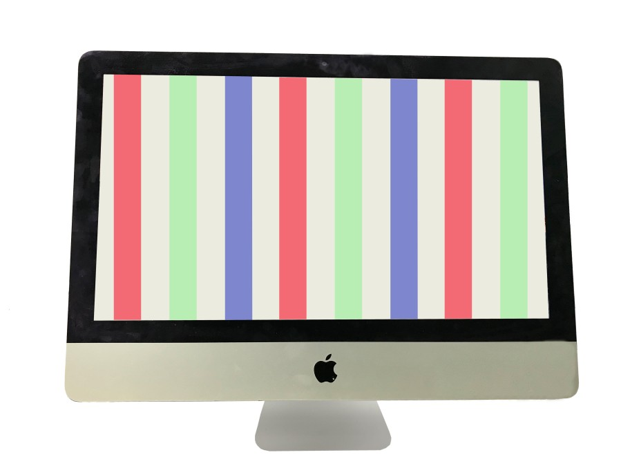 imac graphic card error