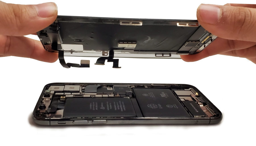 Iphone screen replacement