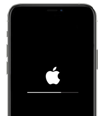iphone stuck on apple logo