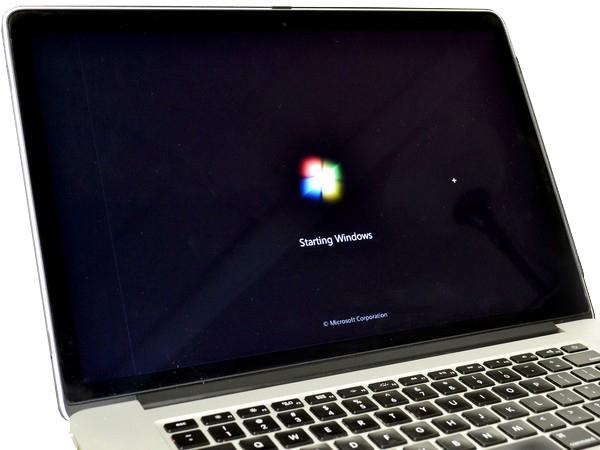 Windowas on Mac